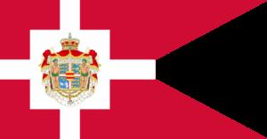 Dannebrog - Danmarks nationale flag (1219) - Flaginfo.dk