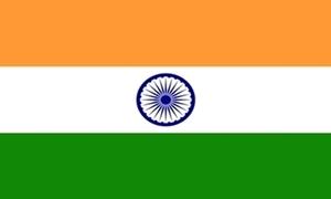 Indien Flag