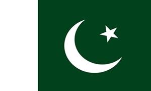 pakistanske flag