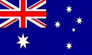 Australien Flag og Historie - Flaginfo.dk